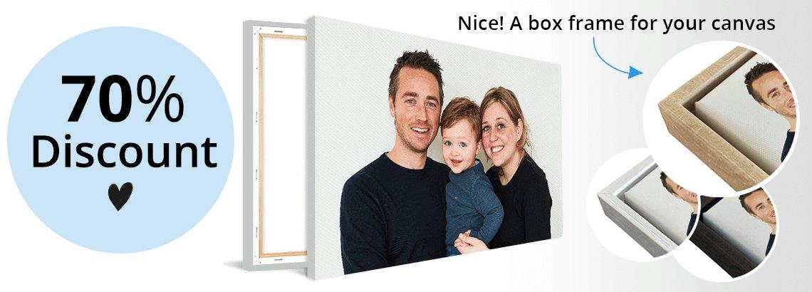 Photo canvas discount