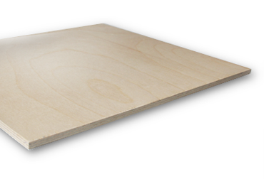 Photo on plywood