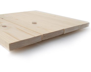 Photo on wood spruce