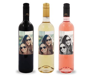 Wine bottle prices